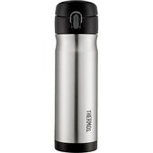 《膳魔師》真空保溫瓶JMW500ml(不鏽鋼色)