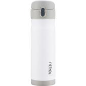 《膳魔師》真空保溫瓶JMW500ml(白色)