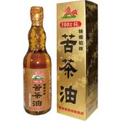《源順》特優初榨苦茶油(570ml/瓶)