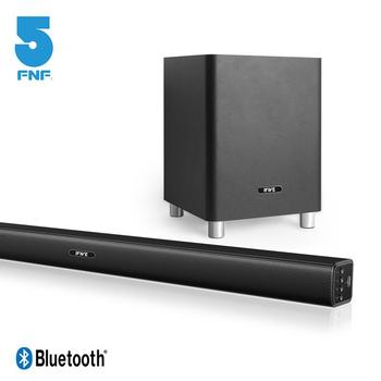 ifive 3D環繞家庭劇院聲霸(藍牙聲霸Soundbar+6.5吋獨立重低音)(黑色)