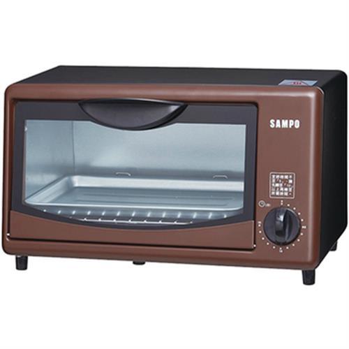 聲寶 8L電烤箱KZ-SJ08