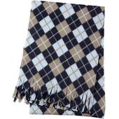 格子圍巾顏色隨機出貨