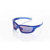 《視鼎Z-POLS》【三代頂級運動款】新一代TR太空纖維彈性輕量材質 弧形包覆設計 頂級運動眼鏡 / 太陽眼鏡 /墨鏡(寶藍款)