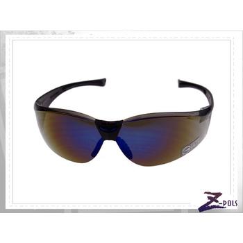 《視鼎Z-POLS》熱銷系列【專業級設計款】超質感頂級七彩藍抗UV紫外線運動眼鏡 / 太陽眼鏡 /墨鏡(頂級七彩藍鏡片款)