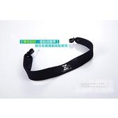 《視鼎Z-POLS》【原廠正品】頂級雙鏡腳防滑扣具設計,運動專用彈性鬆緊頭帶,適合各種眼鏡使用(黑色)