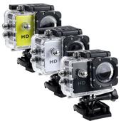A-SHOT HD高畫質機車行車記錄器運動攝影機(黑)