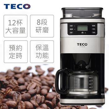 TECO東元 全自動研磨咖啡機(XYFYF101)