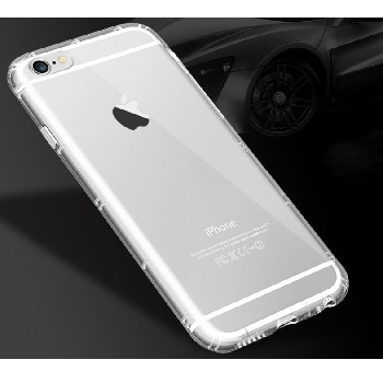 《YS》Iphone 軟性保護殼 透明氣墊 空壓氣墊殼(各型號款)(Iphone X)