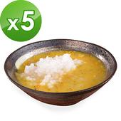《樂活e棧》低卡蒟蒻米+濃湯(210g±10%/包)(5組)