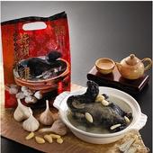 《樂鮮本舖》雞湯(極品蒜頭烏骨雞-2kg/包)