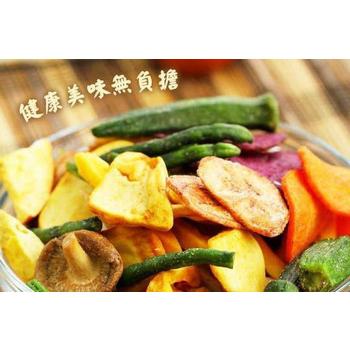 黃粒紅 蔬果脆片(150g)