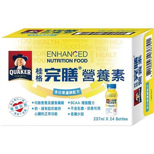 桂格 完膳營養素含白藜蘆醇配方(237ml*24入)