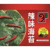 《高岡屋》特選半切辣味海苔(25g)