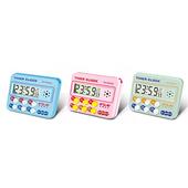 24小時 炫彩數位計時器  (2入/組) TM-5955 顏色隨機出貨