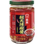 《義美》朝天辣椒醬(230g/罐)