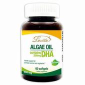 《Lovita 愛維他》植物性DHA(藻油)200mg(60顆/60日份)