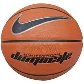 《NIKE》7號橘色橡膠籃球