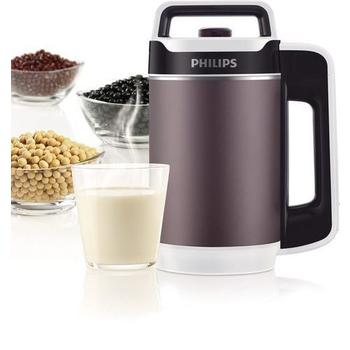 PHILIPS 飛利浦 免濾渣全營養豆漿機/HD2079