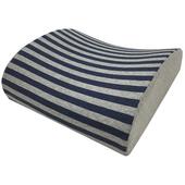 和風彩棉釋壓腰靠墊(32X30cm)