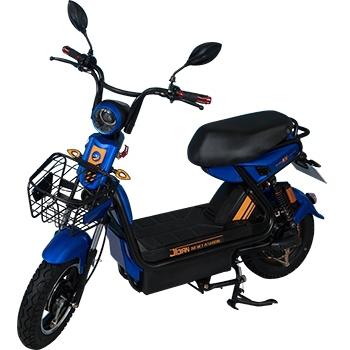 佶典 JD-B6電動自行車(藍色)