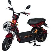 《佶典》JD-B6電動自行車(紅色)