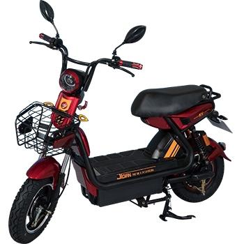 佶典 JD-B6電動自行車(紅色)