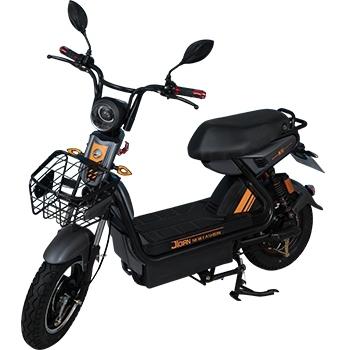 佶典 JD-B6電動自行車(灰色)