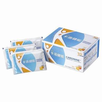 友華生技 New Carginine新卡洛健能 左旋精胺酸飲品5000mg(11克x30包/盒)