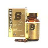 《GAXN》BELLYVITA B complex黃金倍力維他長效B群(60錠)
