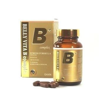 GAXN BELLYVITA B complex黃金倍力維他高單位長效B群(60錠)