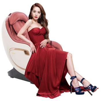 tokuyo LS臀感零重力mini玩美椅 按摩椅(揉槌手技)(摩力紅)