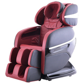 《SevenStar》七星級皇家頭部拉筋氣囊按摩椅紅色 $27800