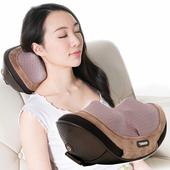 《tokuyo》3D揉捏溫感摩速枕(TH-507)