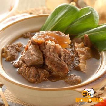 極鮮配 金門良金牧場-高粱牛肉爐 三種口味任選(清燉牛肉爐-3包入)