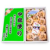 《鮮果日誌》日本愛媛縣中島便蜜柑(約1.5kg)(12-15入/盒)