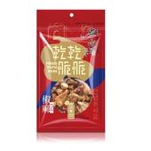 《廖心蘭》乾乾脆脆豆干(芝麻純素-80g/包)