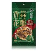 《廖心蘭》乾乾脆脆豆干-80g/包(香蒜花雕-即期2020.09.01)
