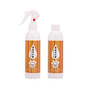 【條紋共和國】寵物滅菌去味雙寶A組(居家瓶250ml+補充瓶250ml)