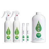 【條紋共和國】環境旗艦B組(隨身空瓶*2+居家瓶*2+補充瓶1L*1)
