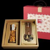 《十翼饌》海陸臻賞禮盒(新社香菇100g+北海道干貝100g)(一盒)