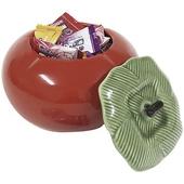 《橘之屋》富貴柿子糖果盒 $188