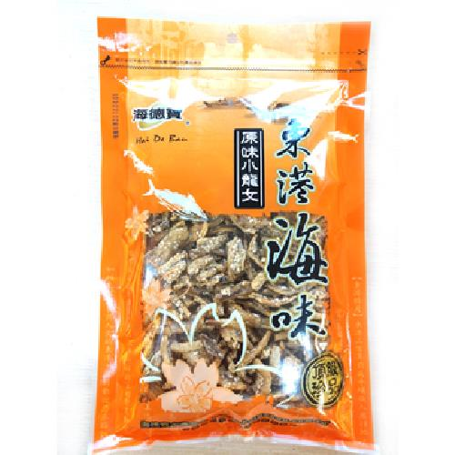 海德寶 小龍女-魚(160g/包)