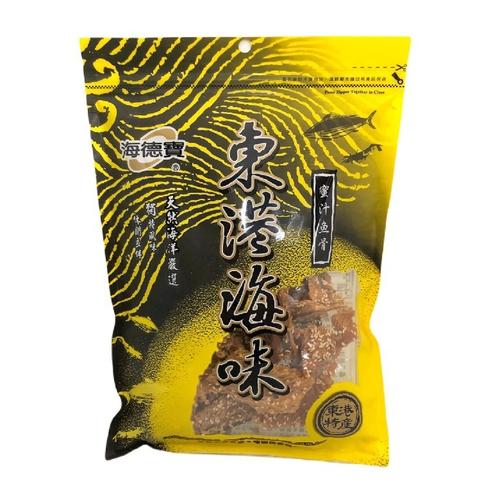 海德寶 蜜汁魚骨(170g/包)