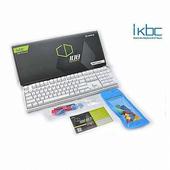 《ikbc》CD108 機械鍵盤/PBT/黑軸(白色)