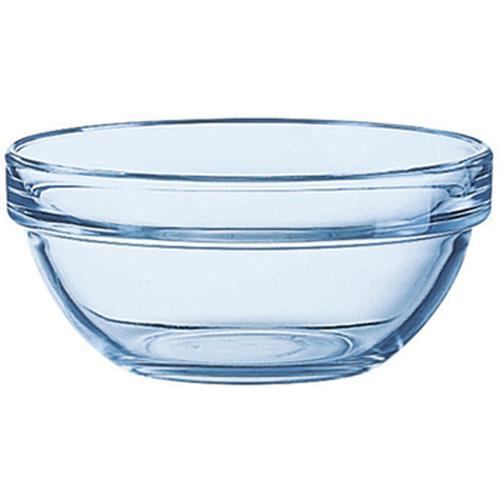 法國Luminarc 可疊沙拉碗-藍(12cm)