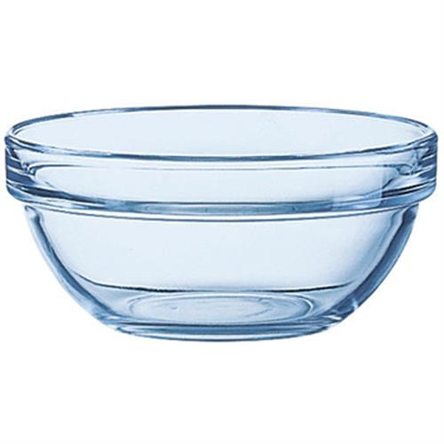 法國Luminarc 可疊沙拉碗-藍(14cm)