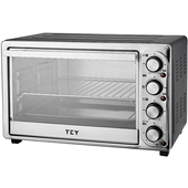 《大家源》35L旋風雙溫控電烤箱TCY-3809