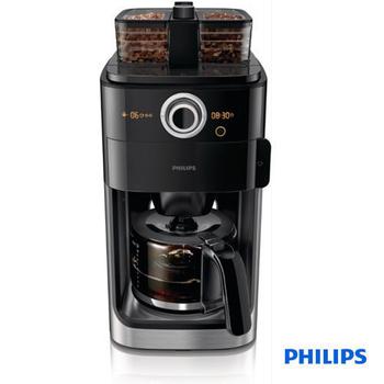破盤殺↘飛利浦 PHILIPS 雙豆槽2+全自動美式咖啡機 HD7762