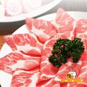《極鮮配》美國藍帶霜降原塊 牛肉 火鍋肉片 (500g±10%/盒)(4盒入)