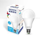 《ADATA威剛》16W大廣角LED燈泡(白光)